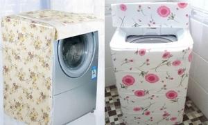 Áo trùm máy giặt loại 1 cực dày bảo vệ máy giặt khỏi bụi bặm, nước, ẩm mốc
