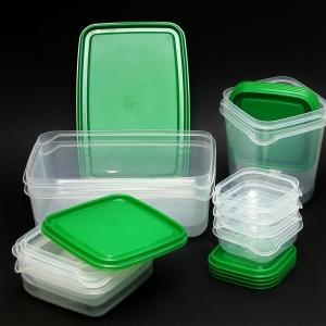 Bộ bảo quản thức ăn 17 hộp chính hãng IKEA Thụy Điển