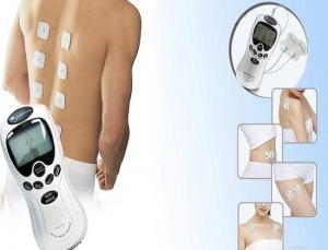 Siêu giảm giá: Máy massage đa tác dụng: Châm cứu, đấm bóp, xoa bóp, giác hơi, co cơ, giảm cân