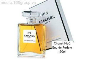 Nước hoa Chanel Paris 50ml