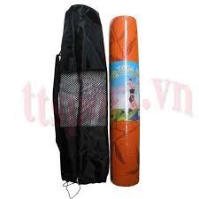 Thảm tập Yoga loại 1 dày 6mm có túi đựng
